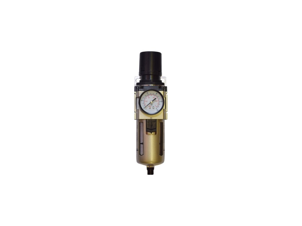 Regulátor tlaku s filtrem A2S-12