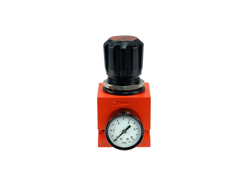 """Regulátor tlaku kovový do 18 bar - 1/4"""""""
