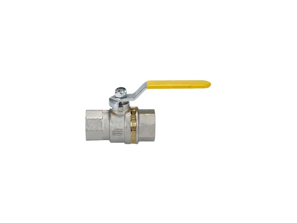 """Plynový kulový kohout vnitřní závity - G1 1/2"""""""