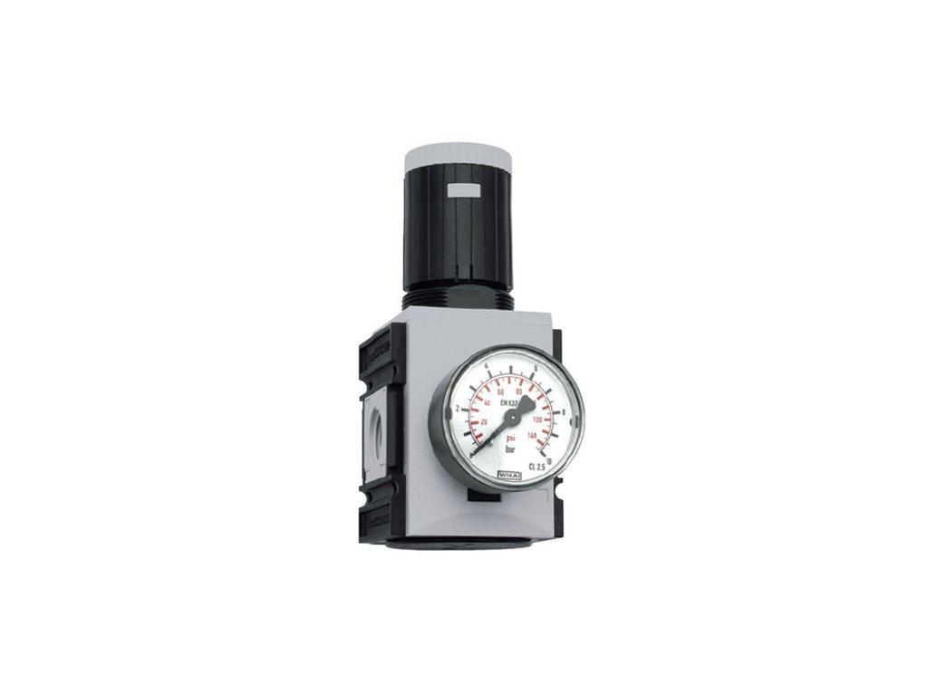 """Regulátor tlaku 3/8"""", 0,5 - 10 bar, 4 300l/min"""