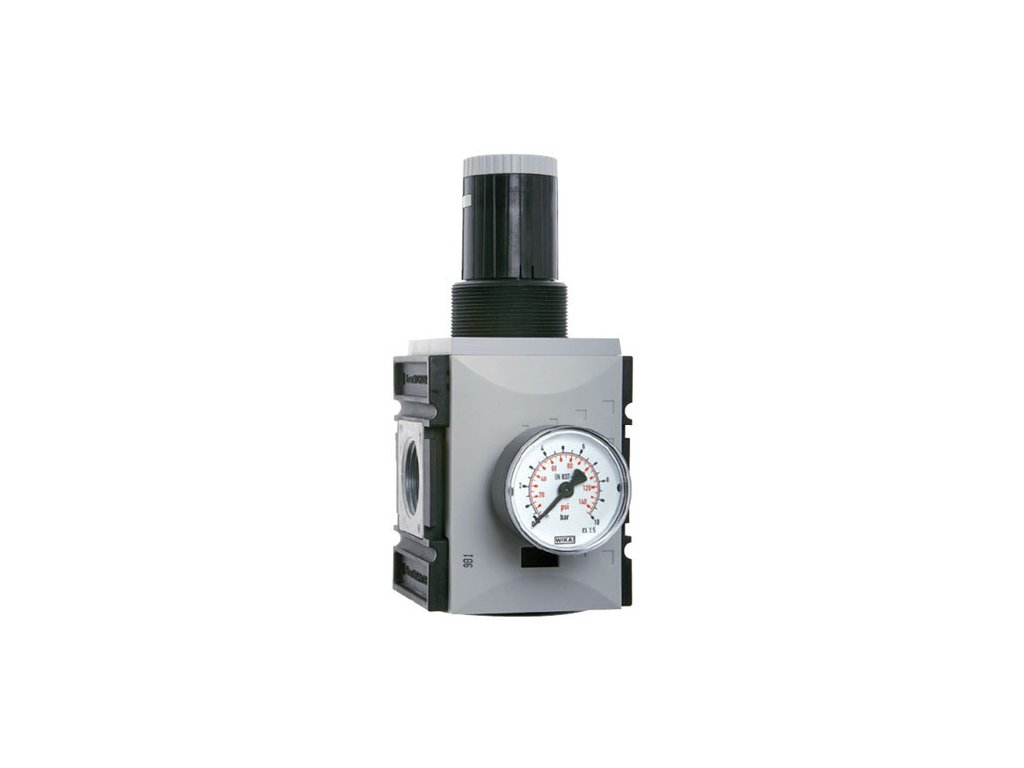 """Regulátor tlaku 3/4"""", 0,5 - 10 bar, 14 500l/min"""