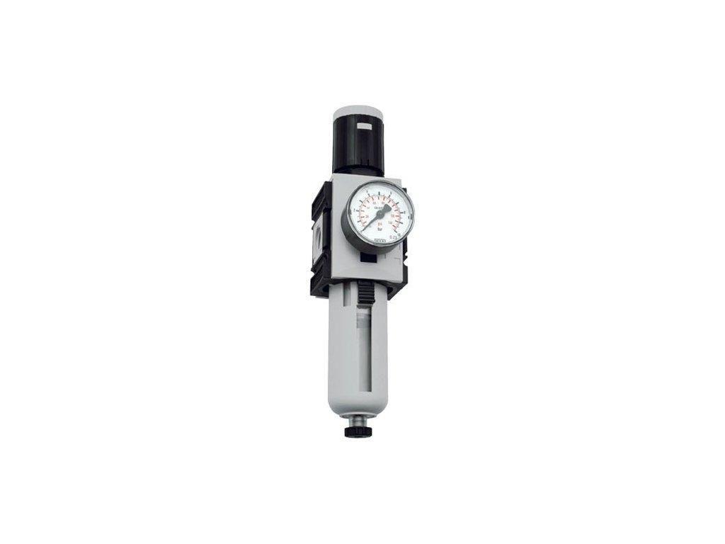 "Regulátor tlaku s filtrem 1"", 0,5 - 8 bar, 14 500l/min"