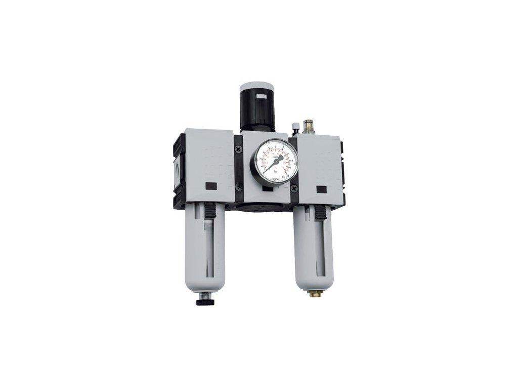 """Třídílné jednotky Futura 1/2"""", 0,5 - 10 bar, 3 500 l/min"""