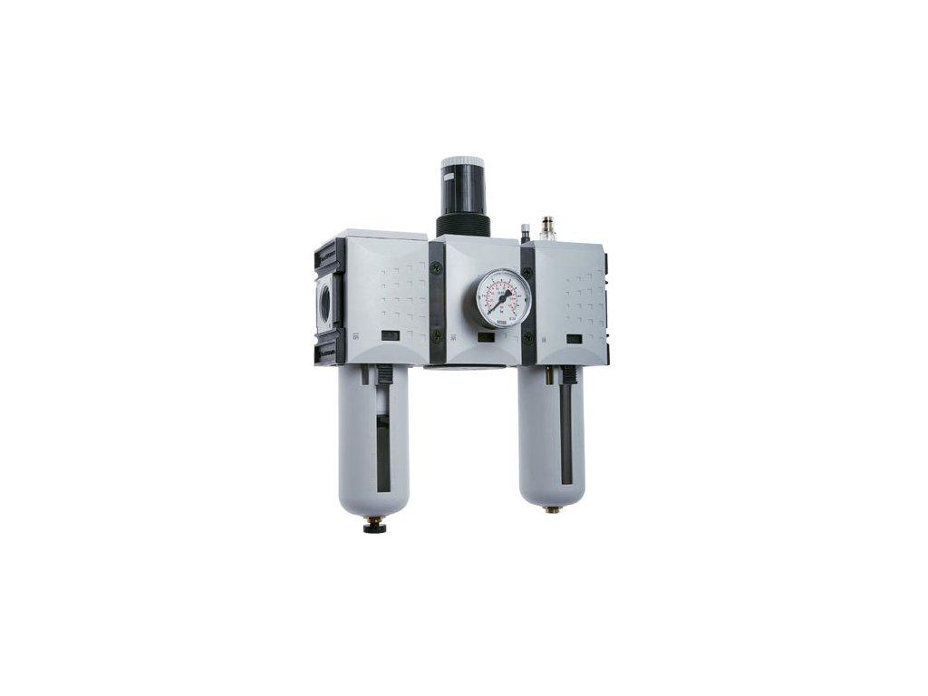 """Třídílné jednotky Futura 1"""", 0,1 - 1 bar, 12 300 l/min"""