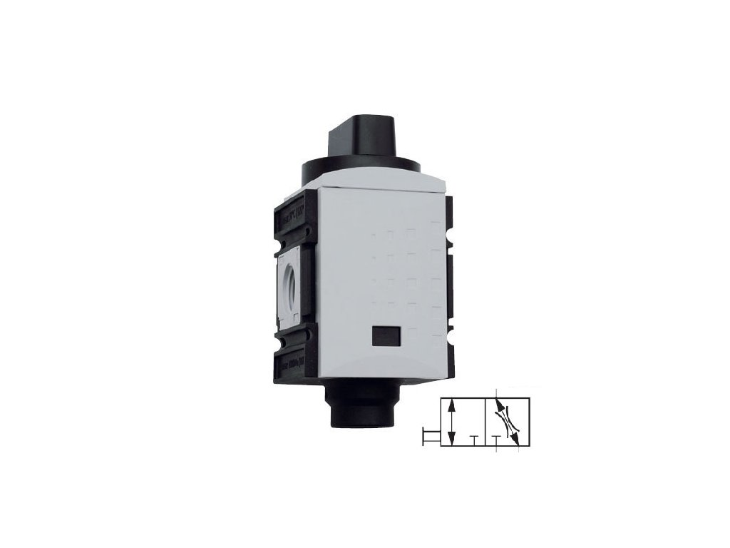 """Uzavírací ventil 1/2"""", 4 500 l/min"""