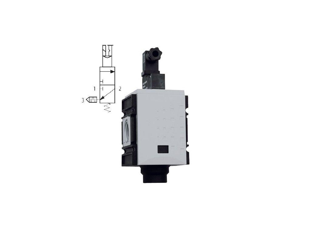 """Spínací ventily - napětí 230V AC, 3/8"""", 2 000 l/min"""
