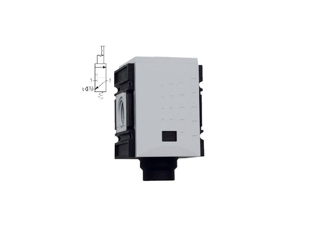 """Spínací ventil - PNEU 3/4"""", 12 500 l/min"""