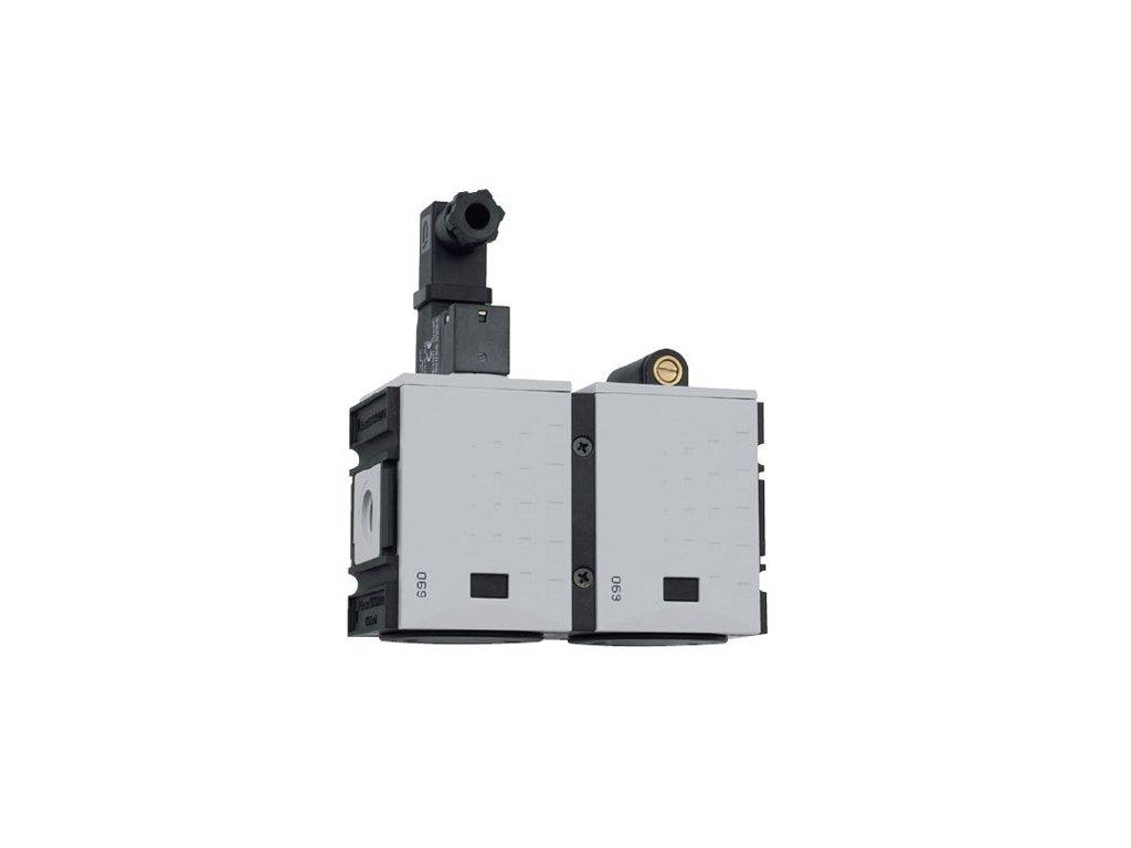 """Plnící jednotka 230V AC, 1/4"""", 1 400 l/min"""