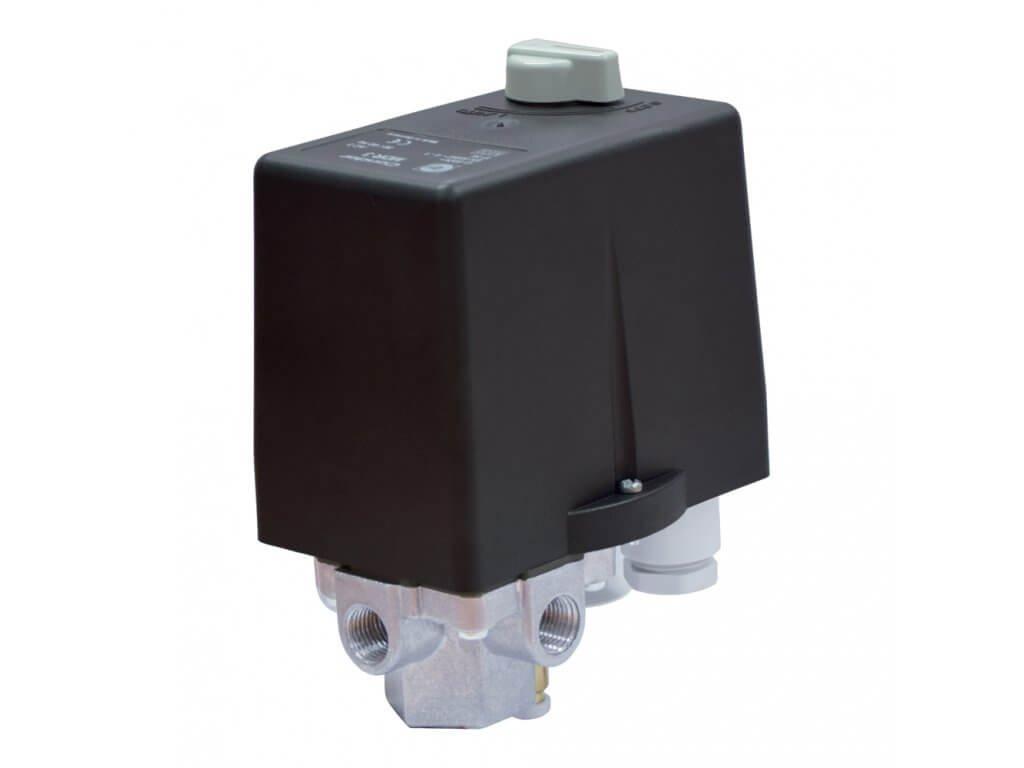 Tlakový spínač pro pístové kompresory - TS380-2