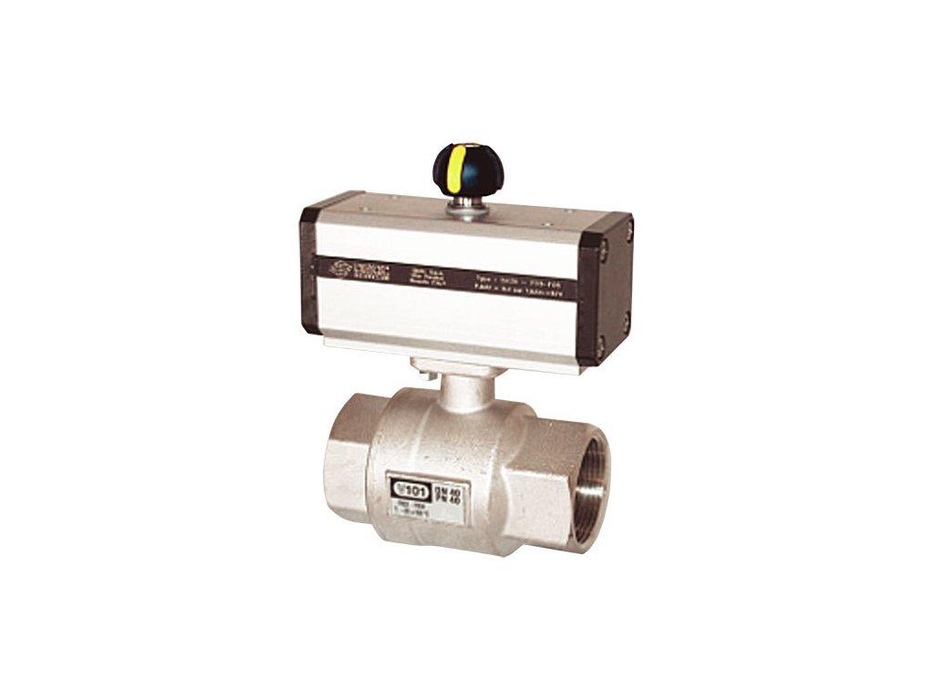 V101 da kohout pneupohon vzduch automatizace atmatura