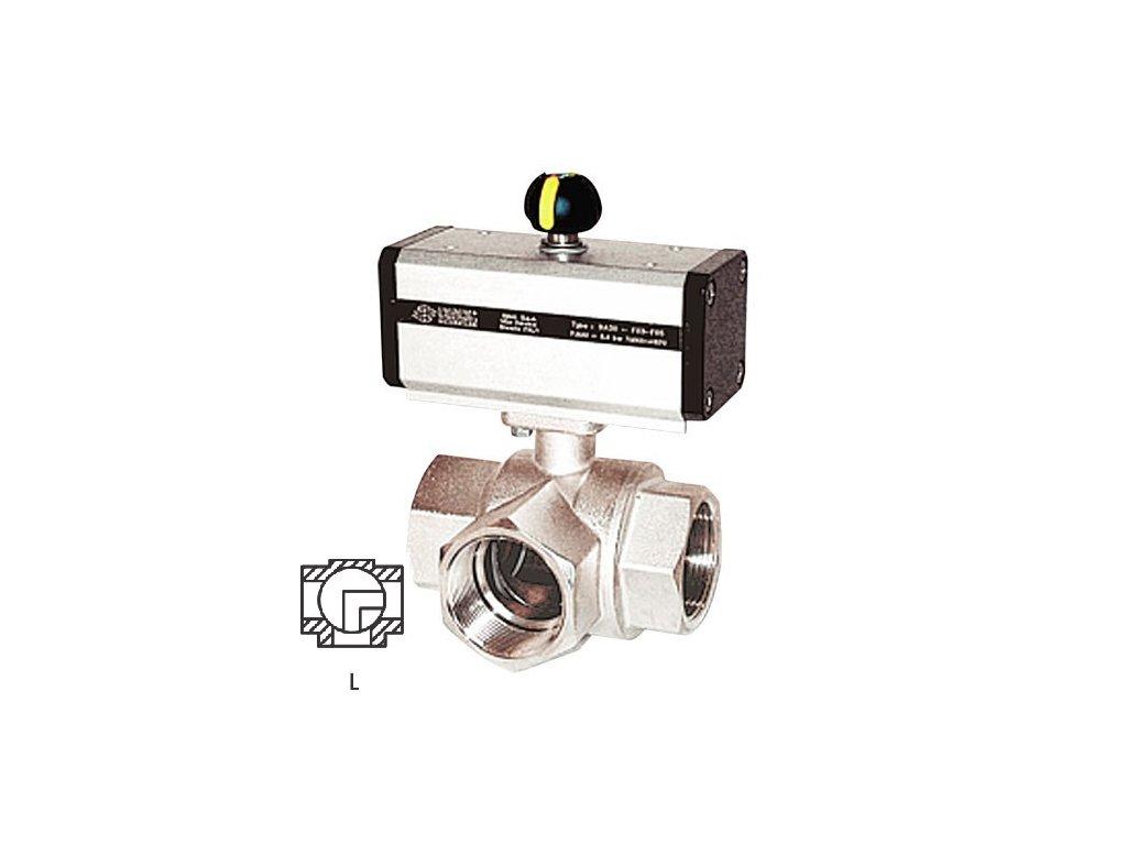 V153 da kohout pneupohon vzduch automatizace atmatura