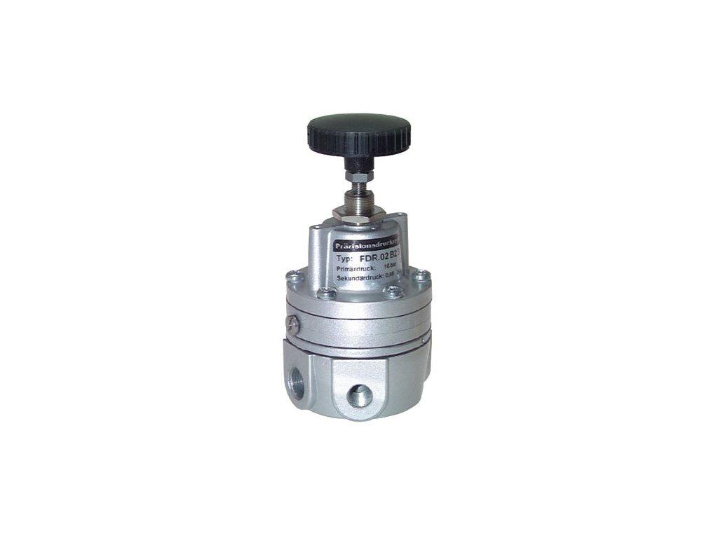 """Regulátor tlaku FDR 1/4"""", 950 l/min, 0,05 - 2 bar"""
