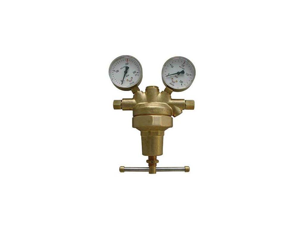 """Regulátor tlaku 1/4"""", 2 700 l/min, 0 - 100 bar"""