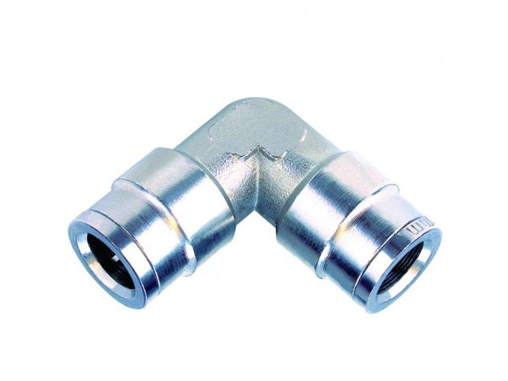 L-spojka nástrčná 4 mm