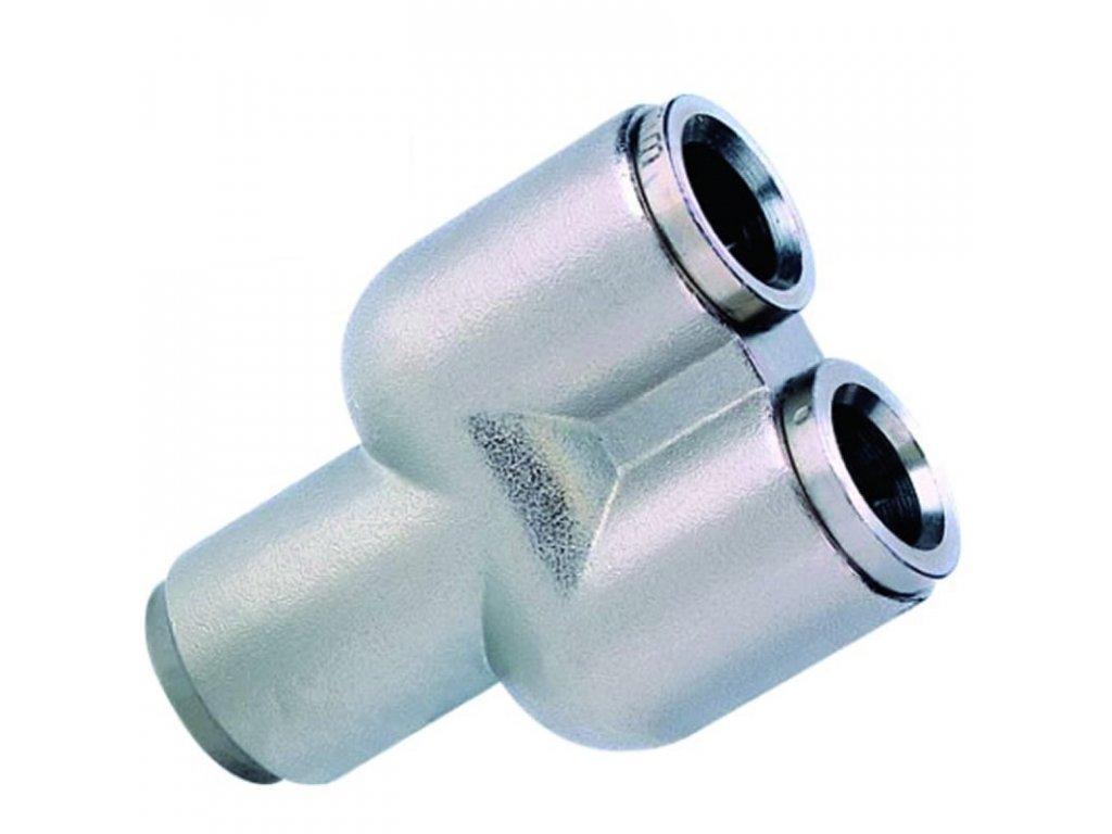 Y-spojka nástrčná 8 mm