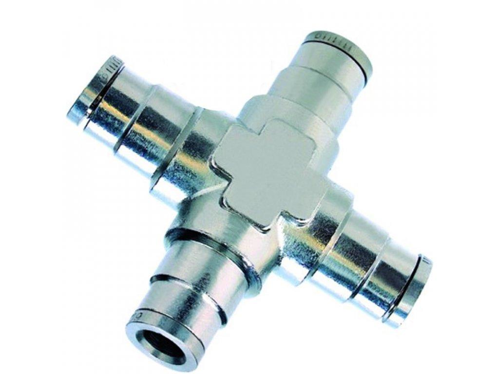 X-spojka nástrčná 6 mm