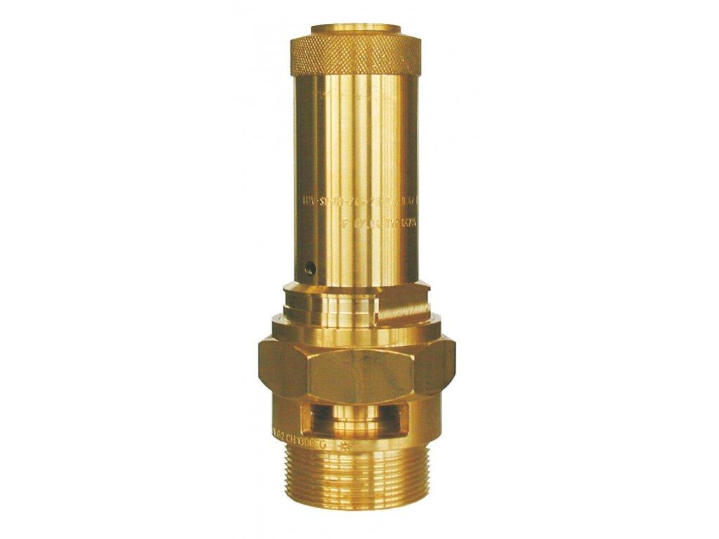 """Pojistný ventil pro stlačený vzduch 6205 - 1 1/4"""""""