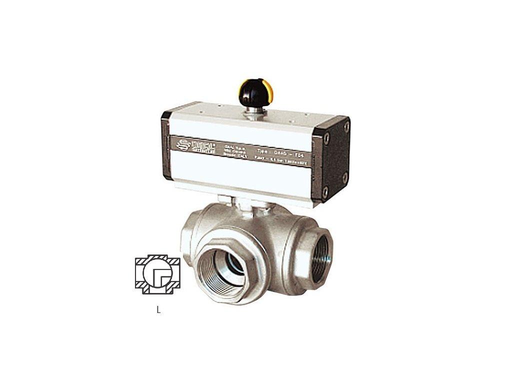 vl321L da kohout pneupohon vzduch automatizace atmatura