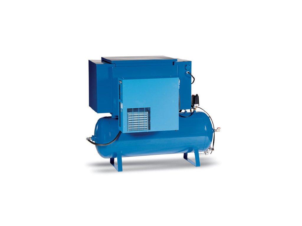 Odhlučněný  kompresor se suškou - RK55-10-270FSD