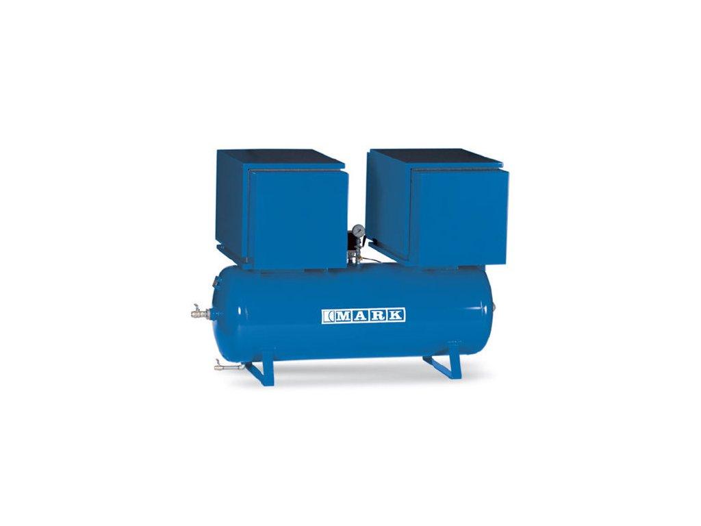 Tandemový odhlučněný kompresor - RK55-10-500TS