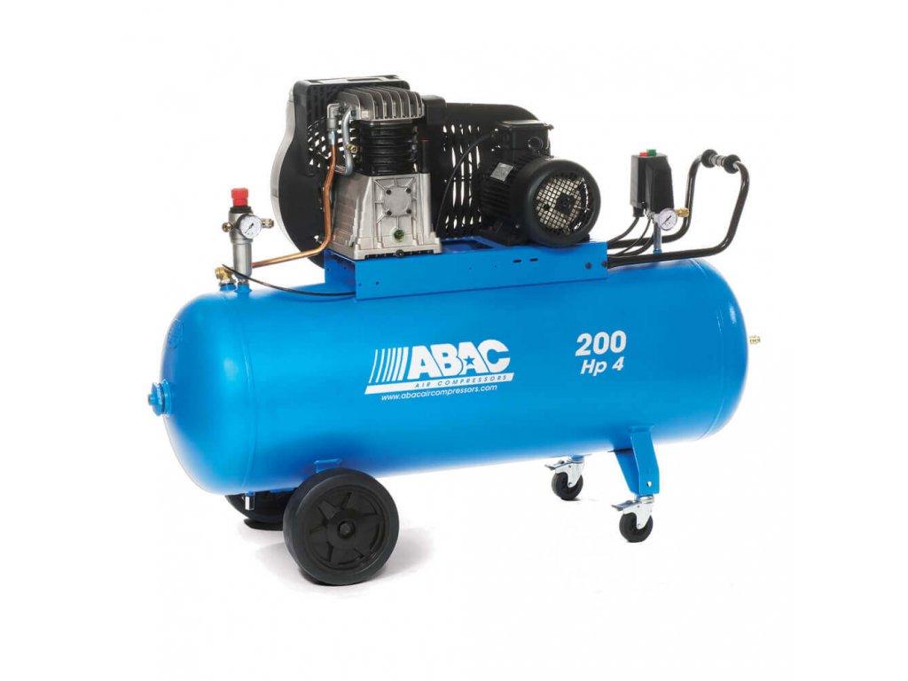Dvoustupňový kompresor B49-3-200CT