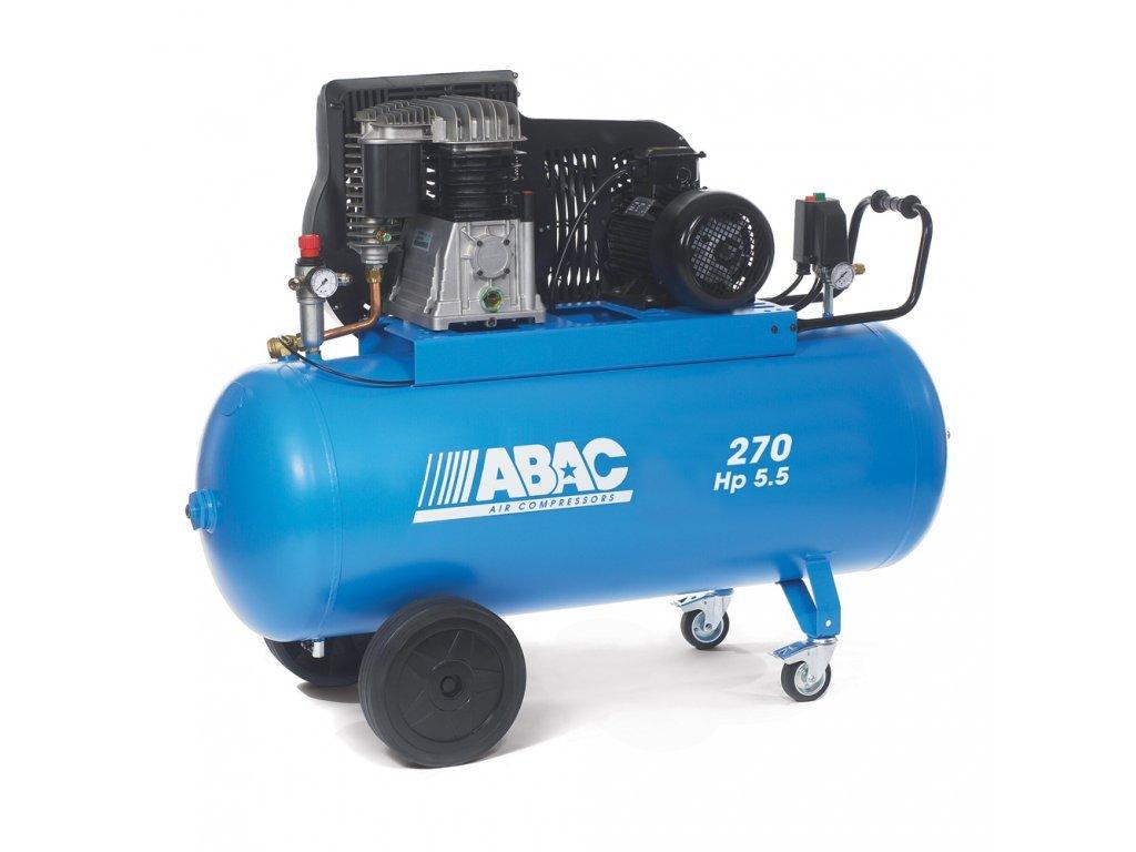 Pomaloběžný pístový kompresor B60-4-270CT