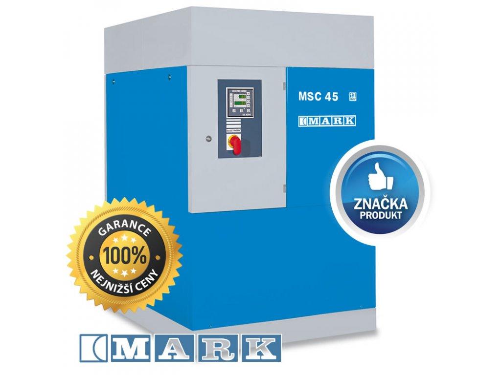 Šroubový kompresor MSC - MSC2-37/13