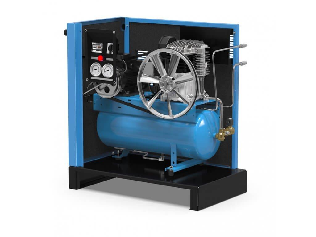 Tichý pístový kompresor - A29B-1,5-27TZ