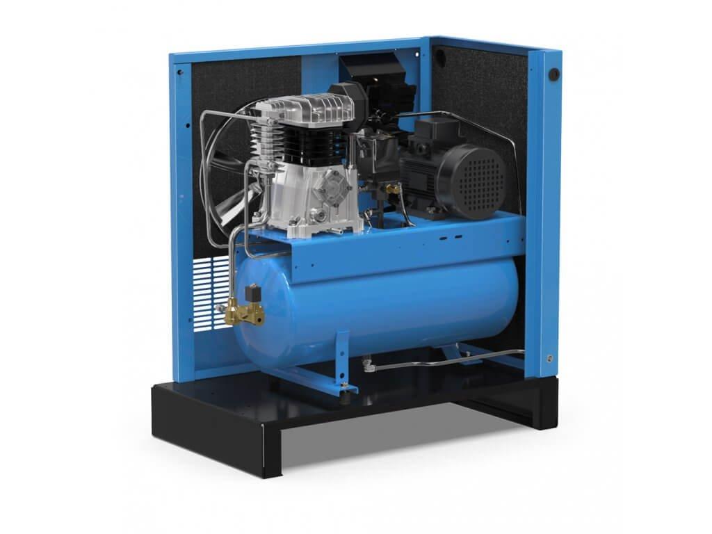 Tichý pístový kompresor - A29B-2,2-27MZ