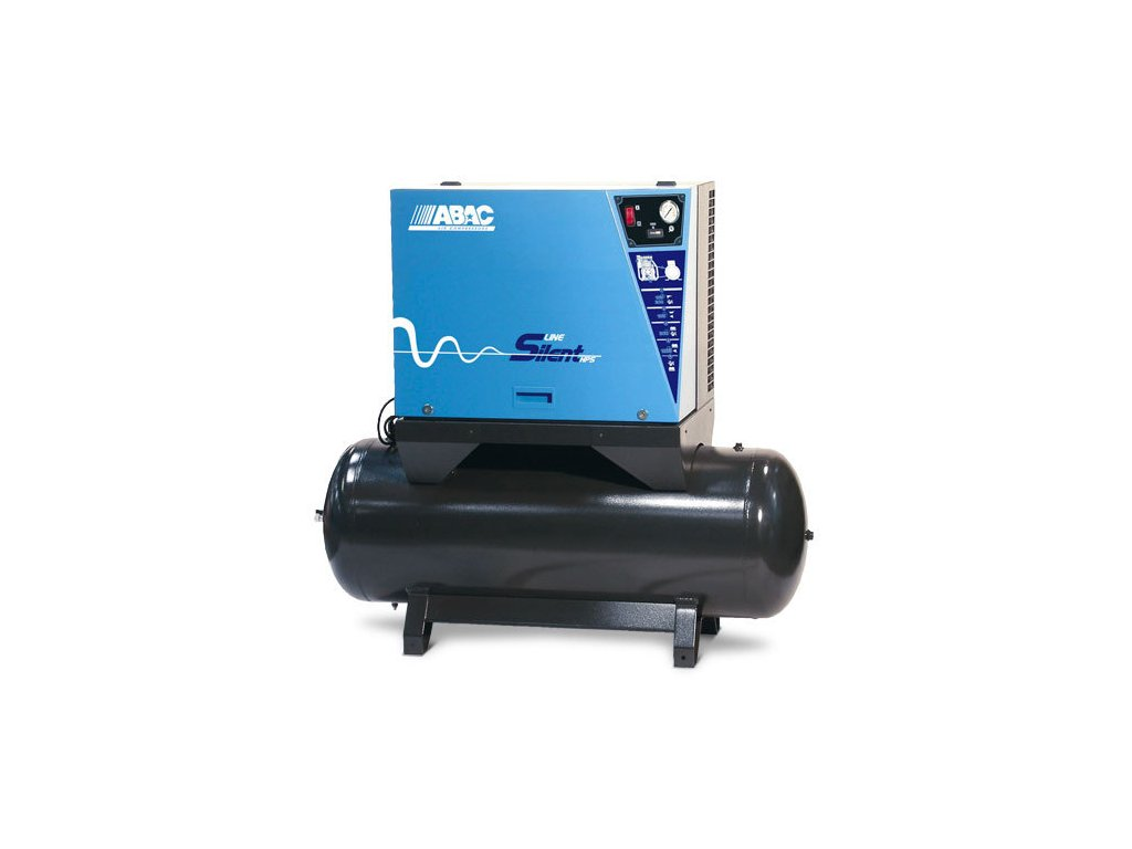 Tichý pístový kompresor na vzdušníku - B49-3-270FTZ