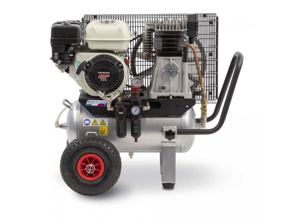 Stacionární dieselový kompresor EA7/270D