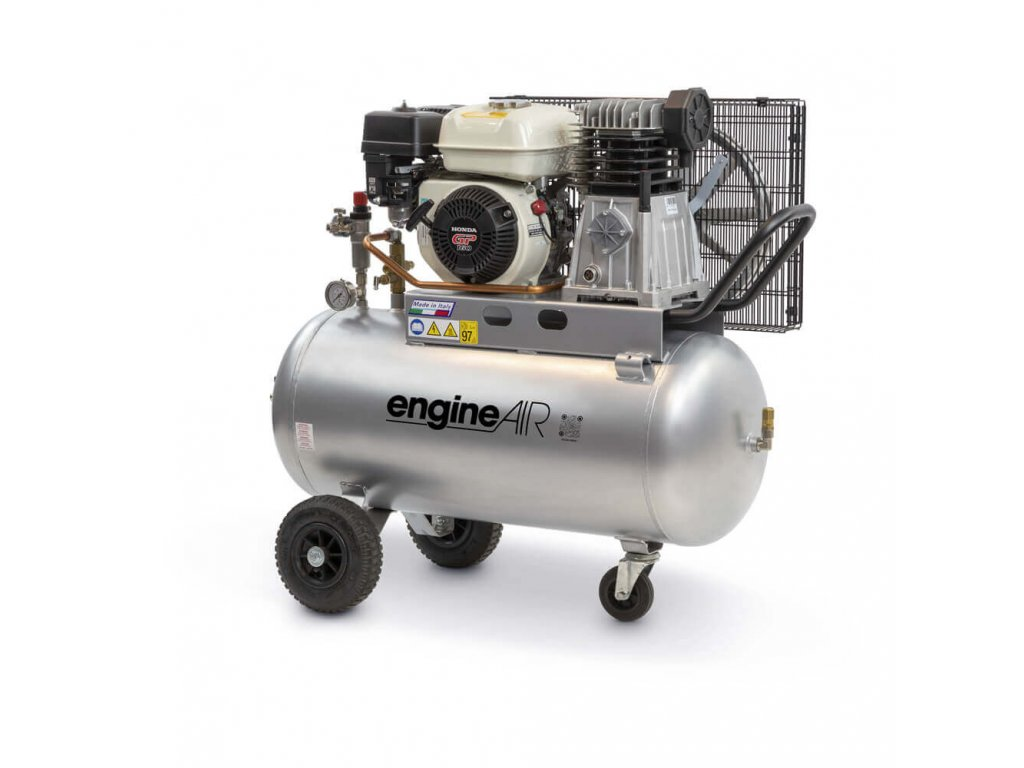Dieselový kompresor s elektrocentrálou EA11/270-2BD