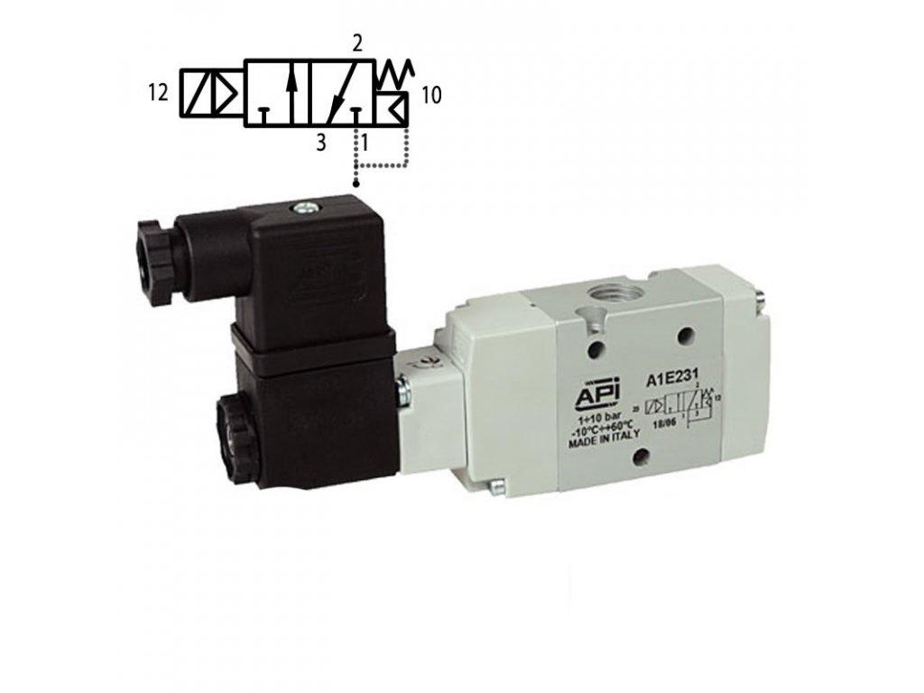 Elektromagnetický ventil A1E130