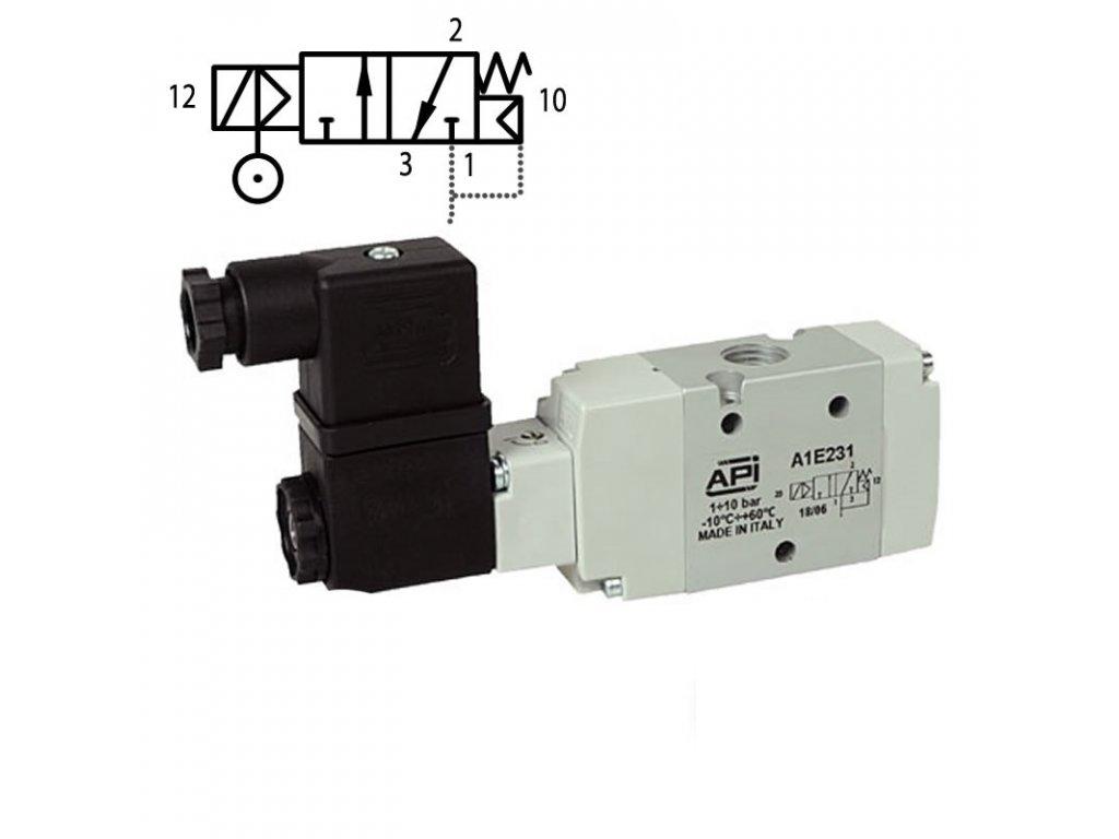 Elektromagnetický ventil A1K130