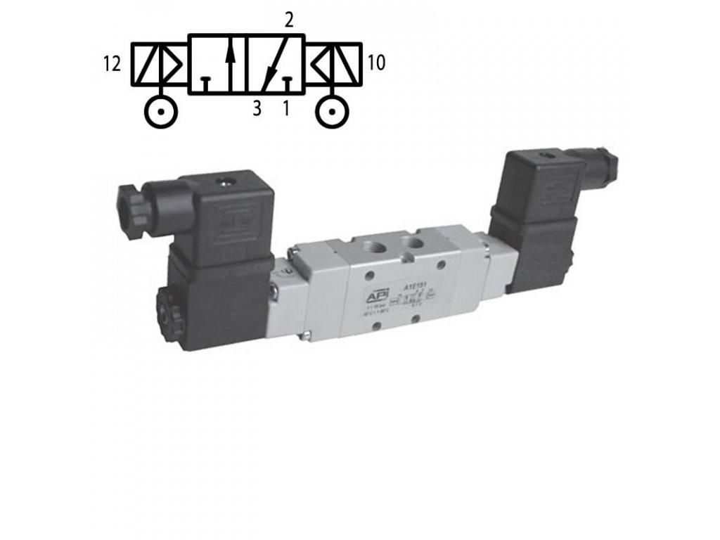 Elektromagnetický ventil A1K132