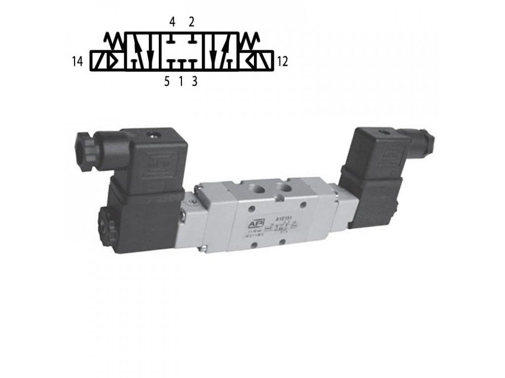 Elektromagnetický ventil A1E170