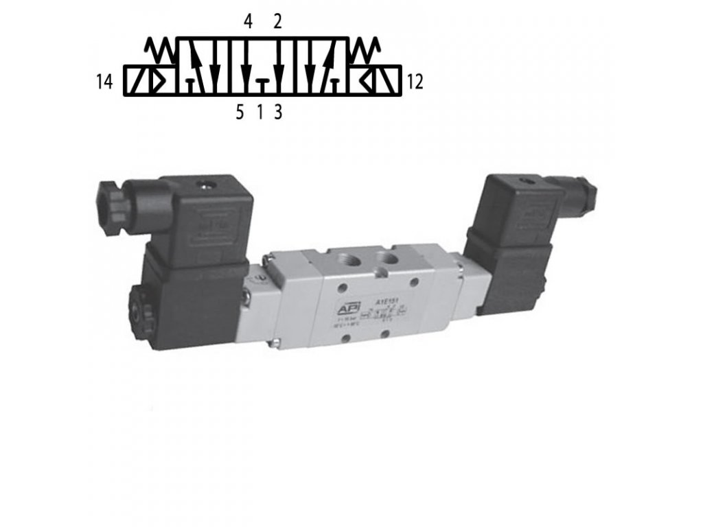 Elektromagnetický ventil A1E171