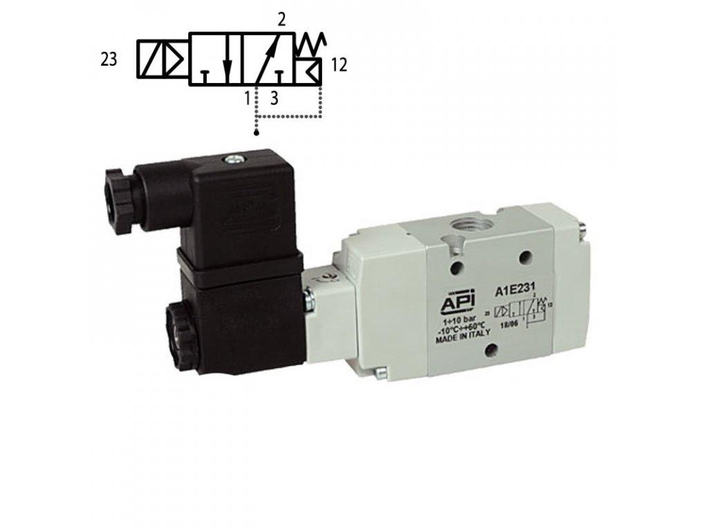 Elektromagnetický ventil A1E231