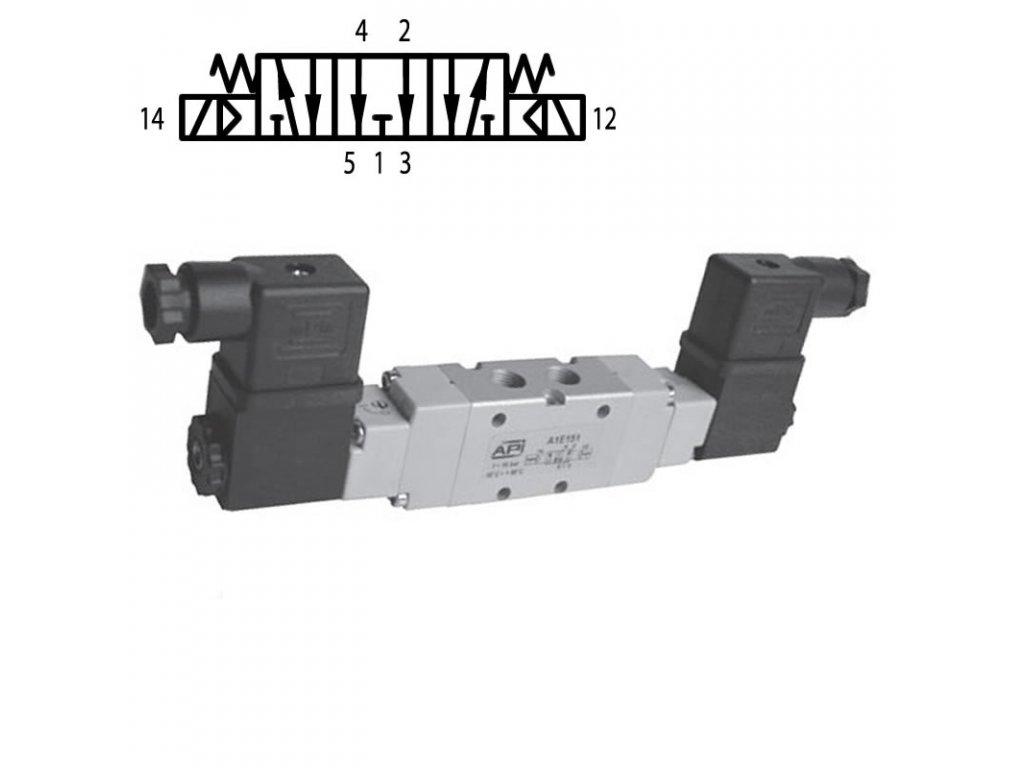 Elektromagnetický ventil A1E271