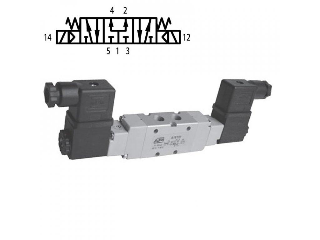 Elektromagnetický ventil A1E272