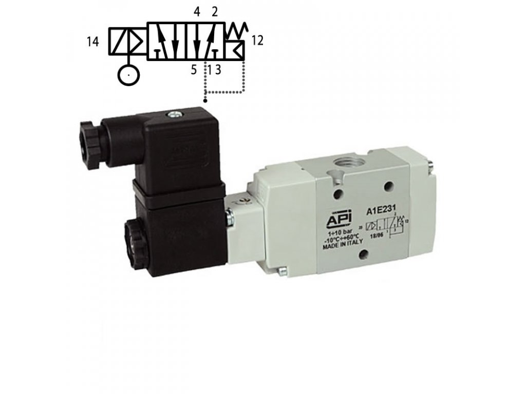 Elektromagnetický ventil A1K250