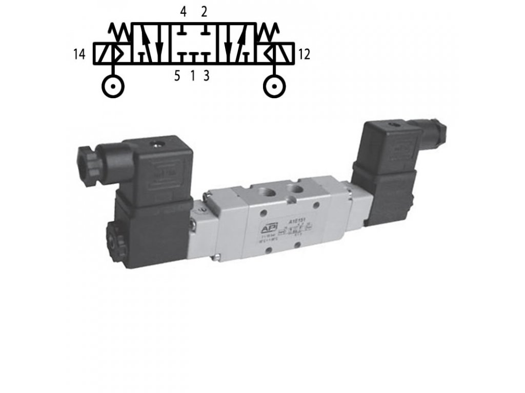 Elektromagnetický ventil A1K270