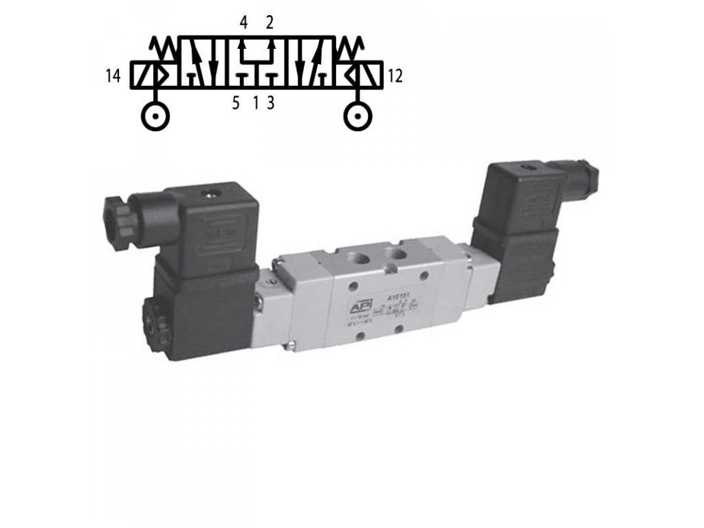 Elektromagnetický ventil A1K272