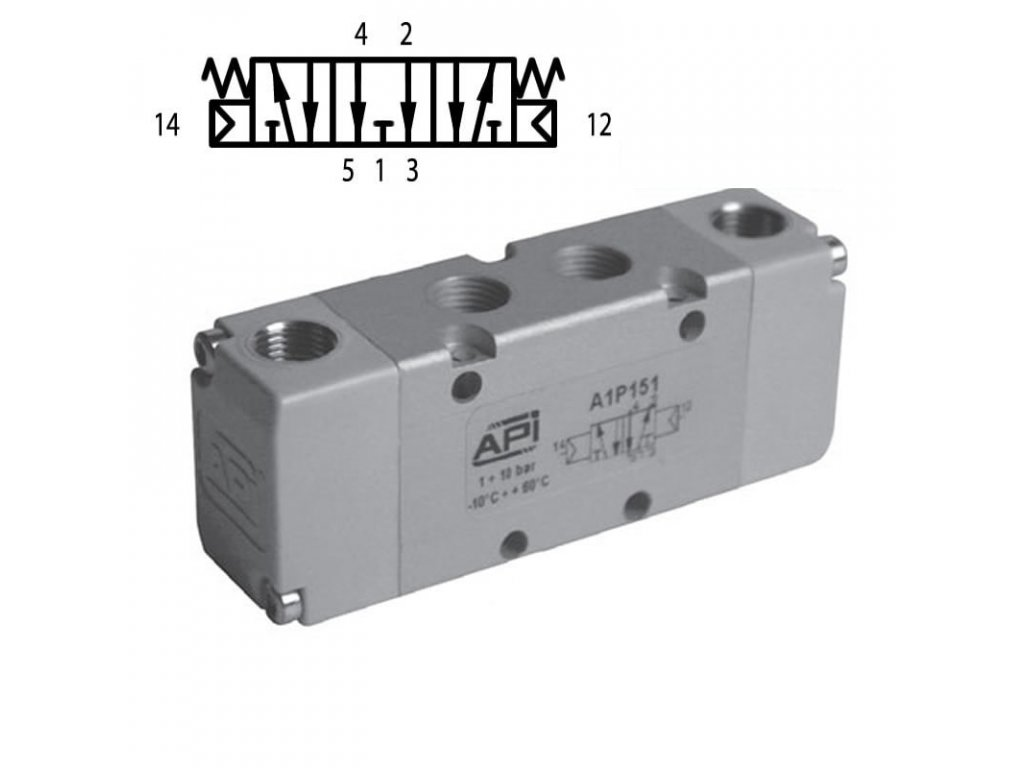 Pneumatický ventil A1P271