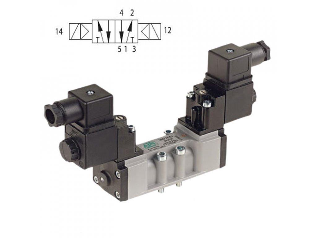 Elektromagnetický ventil ISO1E51