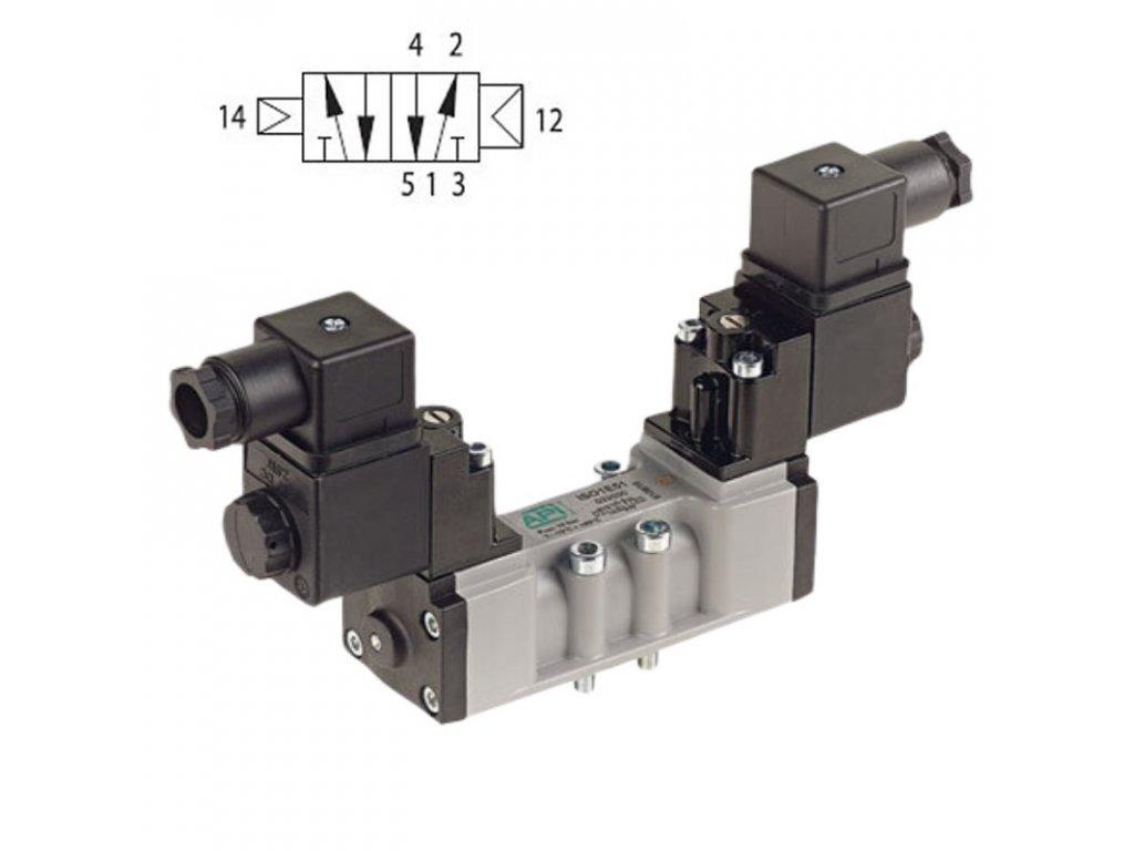 Elektromagnetický ventil ISO2E52