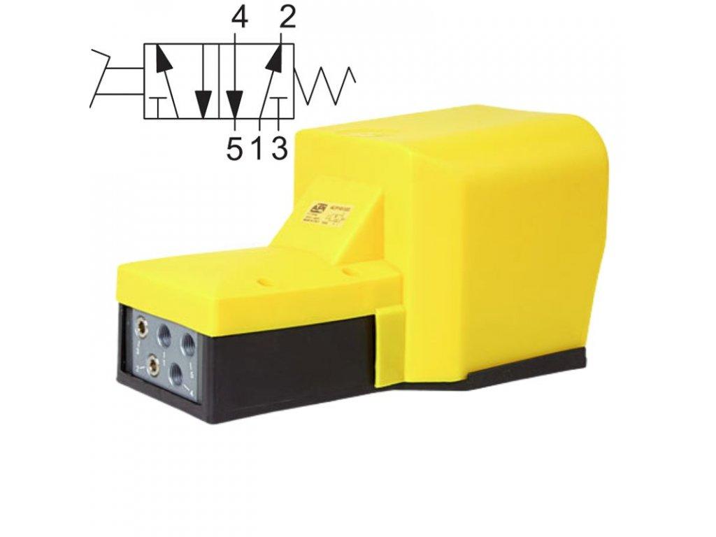 Pedálový ventil AVP250