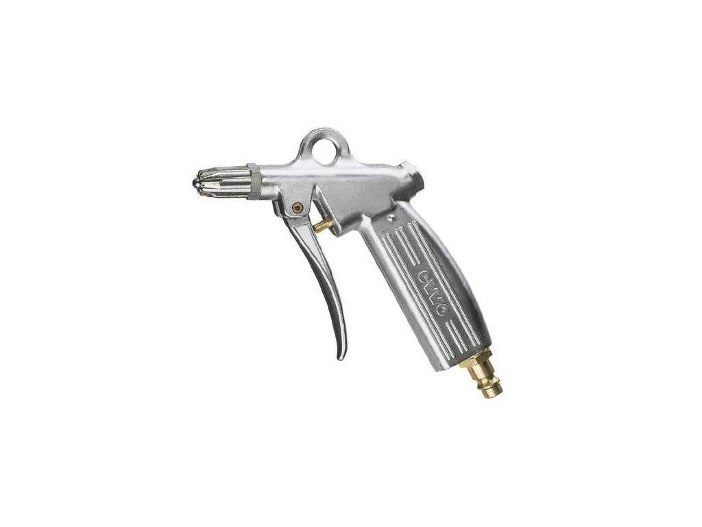 Kovaná ofukovací pistole odhlučněná - DN7,2