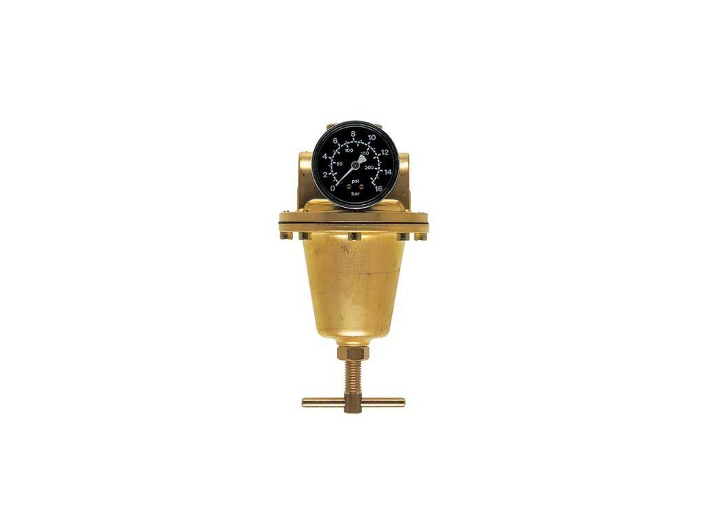 """Regulátor tlaku 3/4"""", 7830 l/min, 0,5-10 bar"""