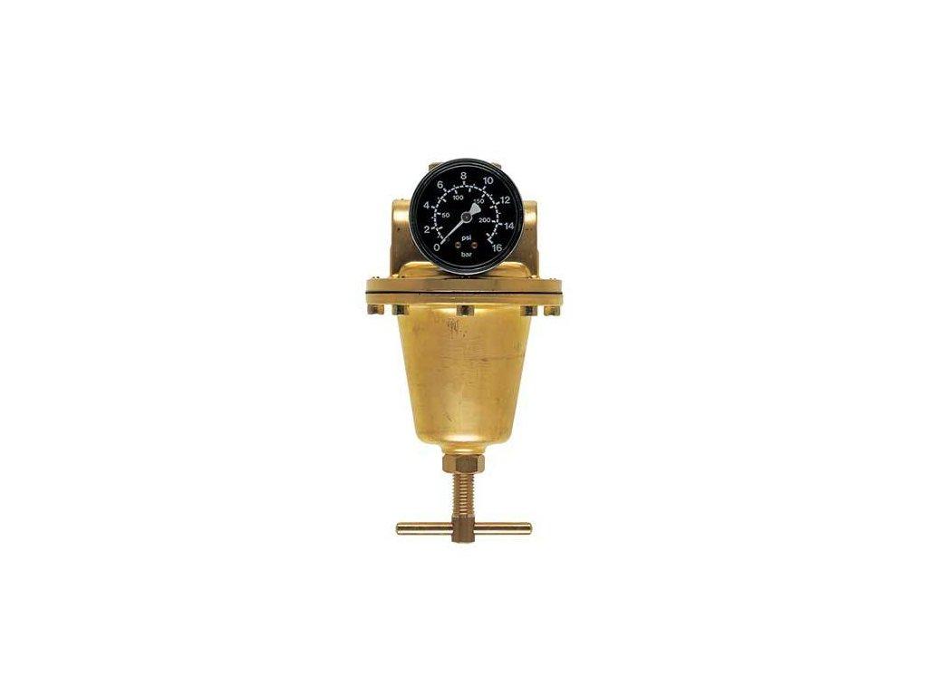 """Regulátor tlaku 1 1/4"""", 12 160 l/min, 0,5-3 bar"""